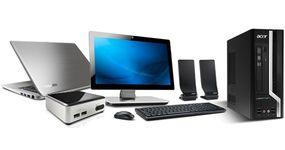 کامپیوتر | تجهیزات جانبی نشان مال